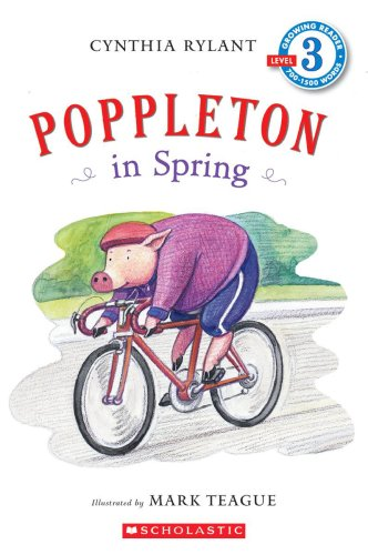 Poppleton in Spring (Scholastic Readers)の詳細を見る