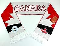 Mitchell & Nessワールドカップのホッケーチーム国ニットスカーフ One Size レッド