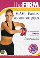 The Firm - Gag - Gambe Addominali Glutei (Dvd+Booklet) [Italian Edition]