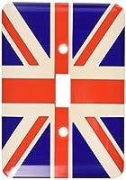 3drose LSP _ 159852_ 1イギリス国旗レッドホワイトブルーユニオンジャックイギリスイギリスUK England英語お土産GB Single切り替えスイッチ