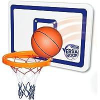 トランポリンXL Mini Basketball Hoop Set Clamp On WithカラーChoice Backboard :トランポリン、ボート、Pontoon、Pop Upテント、ビーチ、テールゲート