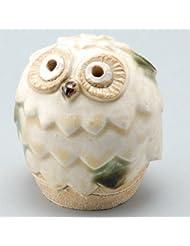 香炉 飾り香炉(福郎) [H6.5cm] HANDMADE プレゼント ギフト 和食器 かわいい インテリア