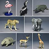 ミニチュアプラネット Vol.3 -集めて広がる動物フィギュアの世界- 全8種セット エイコー プライズ