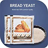 Bread Yeast 5g 20 Pack Active Dry Yeast High Glucose Kitchen Baking Supplies