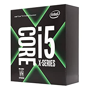 Intel CPU Core i5-7640X 4GHz 6Mキャッシュ 4コア/4スレッド LGA2066 BX80677I57640X 【BOX】