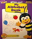 Wipe-off My Alphabet Book (GRADES PRE-K-K)