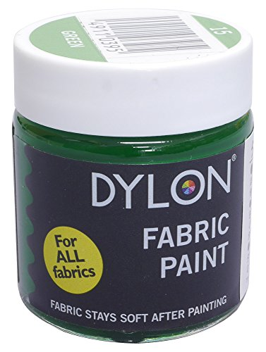 DYLON カラーファン (布地用・手描き用染料) 25ml col.15 グリーン