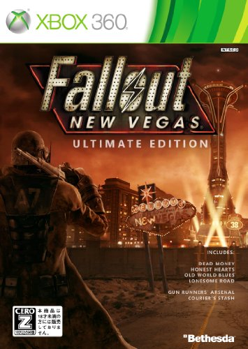 Fallout: New Vegas Ultimate Edition【CEROレーティング「Z」】