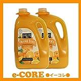 LANGERS ランガーズ 100%ピュアオレンジジュース 7.56L(3.78LX2)