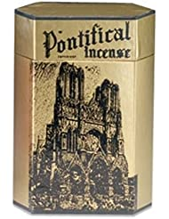 Pontifical Incense Incense 1lb – Christianブランド教会供給