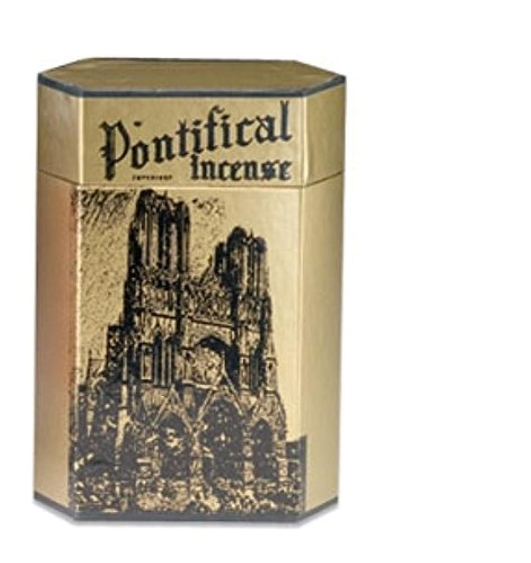 柔和衣装ますますPontifical Incense Incense 1lb – Christianブランド教会供給