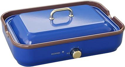 アイリスオーヤマ たこ焼き器 着脱式 焦げ付きにくい 24穴 5色展開