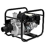 工進 3インチエンジンポンプ (ホンダ4サイクルエンジン搭載/口径80φ/最大吐出量1100L) KH-80P
