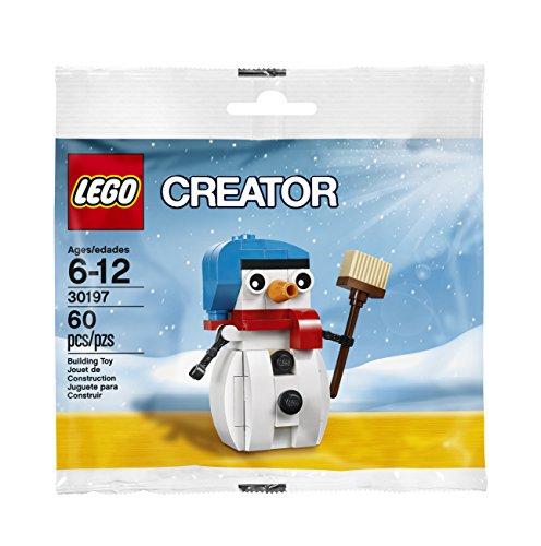 RoomClip商品情報 - LEGO CREATOR クリエーター 30197 雪だるま スノーマン ポリバック