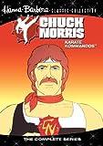 Chuck Norris: Karate Kommandos (Tv Anim) by Voice: Chuck Norris