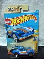 ホットウィール RISE 'N CLIMB Hot Wheels 50th RACE TEAM ミニカー レース車