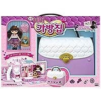 ミミワールドリトルミミかばん家人形の家、Mimi World Little Mimi Bag House Doll's House [並行輸入品]