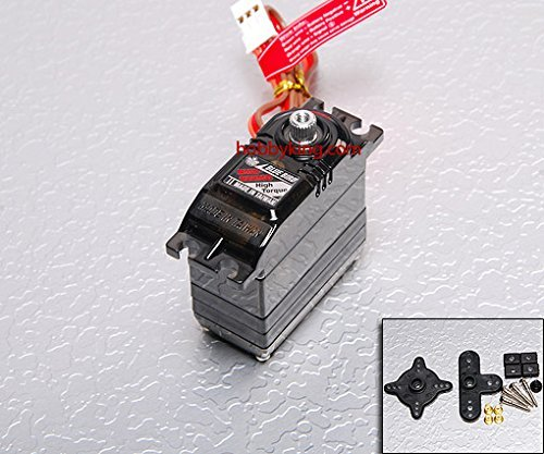 BMS-620MG High Torque Servo (Metal Gear) 9.1kg / .15sec / 50g by HobbyKing [並行輸入品]