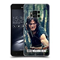 オフィシャルAMC The Walking Dead ラーク Daryl Dixon ハードバックケース Zenfone AR ZS571KL