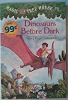 Magic Tree House #1: Dinosaurs Before Dark .99/Special Edition (A Stepping Stone Book(TM))