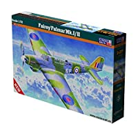 Mistercraft Model Kit - Fairey Fulmar Mk.i/ii Plane - 1:72 Scale - 042172 - New