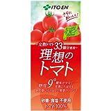 伊藤園 理想のトマト 1000ml×6本