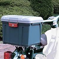 アイリスオーヤマ ボックス RVBOX 密閉 カギ付 460 グレー/ダークグリーン 幅45.5×奥行36.1×高さ35.1cm