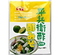 ヤマエ 平兵衛酢酢みそ (個食) 30gx3