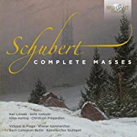 Schubert: Complete Masses [Box Set] by Various