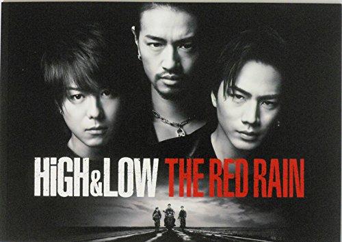 【映画パンフレット】 HiGH&LOW THE RED RA...