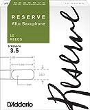 D'Addario  リード レゼルヴ アルトサクソフォーン 強度:3.5(10枚入) ファイルドカット DJR1035