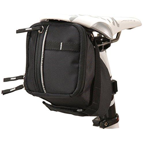 オーストリッチ(OSTRICH) サドルバッグ [SP-605] ブラック