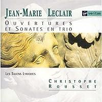 Overtures & Trio Sonatas