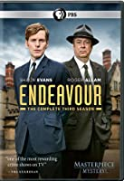 Endeavour: Complete Third Season [DVD] [Import]