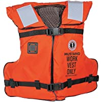 mv3192 – Mustang Work Vest w / SOLASテープ