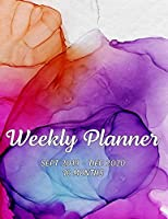 Weekly Planner Sept 2019 - Dec 2020 16 Months: Large Weekly Planner