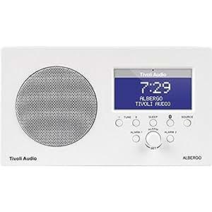 Tivoli Audio(チボリ オーディオ) Albergo/アルベルゴ (ホワイト)