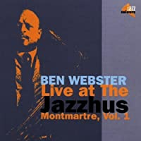 Live at Jazzhus 1 by Ben Webster (1998-09-15)