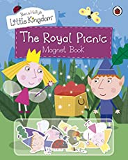 Ben and Holly's Little Kingdom: The Royal Picnic Magnet