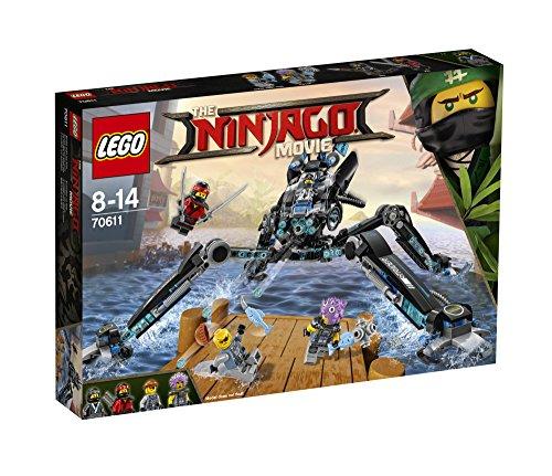 レゴ(LEGO)ニンジャゴー ニャーのウォーター・ストライダー 70611