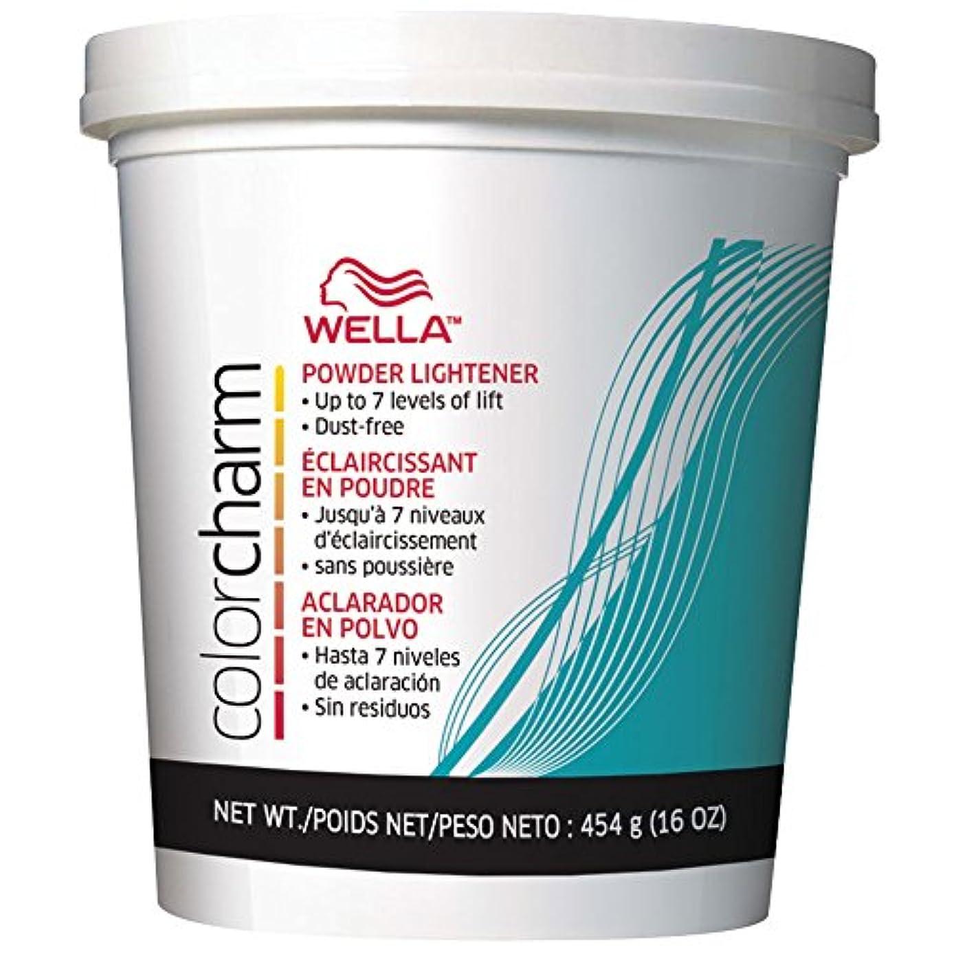 製油所突然スクレーパーWella Color Charm Powder Lightener by Wella