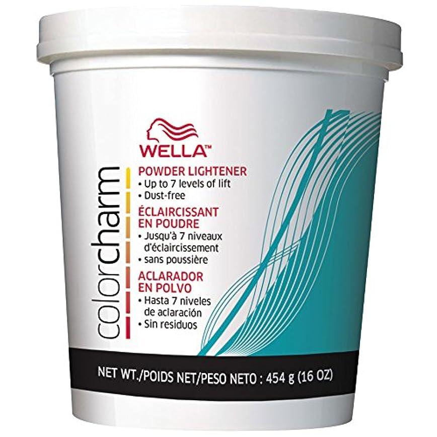 馬鹿げたデモンストレーション記録Wella Color Charm Powder Lightener by Wella