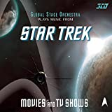Plays Music from Star Trek Movies & TV Shows