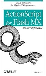Action Script for Flash Mx Pocket Reference (Pocket Reference (O'Reilly))