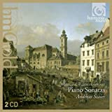 W.A.モーツァルト:ピアノ作品集 (Mozart : Piano Sonatas / Andreas Staier) (2CD) [輸入盤]