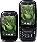 Palm Pre Unlocked GSM Smart Phone with 3 MP Camera, WebOS, Touchscreen, WiFi, GPS and QWERTY Keyboard--International Version with No U.S. Warranty (Black) [並行輸入品]