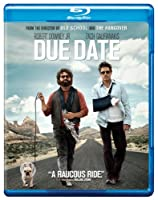 Due Date [Blu-ray]