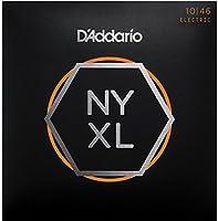 D'Addario ダダリオ エレキギター弦 NYXL Regular Light .010-.046 NYXL1046 【国内正規品】
