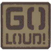 (ヘリコンテックス)HELIKON-TEX タクティカル ラバーパッチ ベロクロ(マジックテープ)付き GO LOUN! ONESIZE COYOTE(コヨーテ) HT-P06