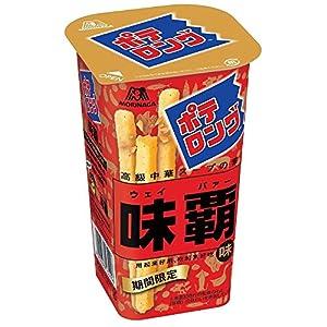 森永製菓 ポテロング<味覇味> 43g×10個